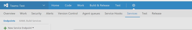 Services Hub